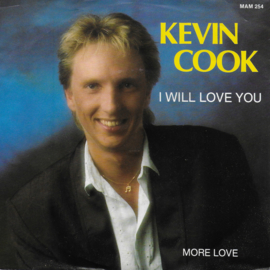 Kevin Cook - I will love you