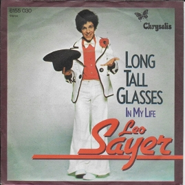Leo Sayer - Long tall glasses (German edition)