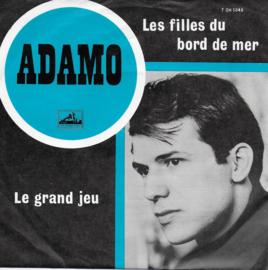 Adamo - Les filles du bord de mer