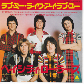 Bay City Rollers - Love me like i love you (Japanse uitgave)