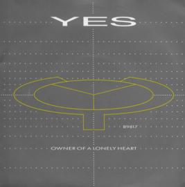 Yes - Owner of a lonely heart (English edition)