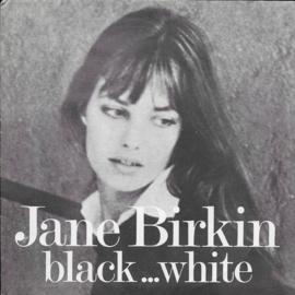 Jane Birkin - Black...white