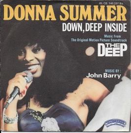 Donna Summer - Down, deep inside