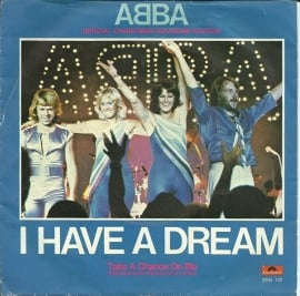Abba - I have a dream (French edition)