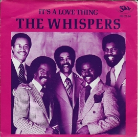 Whispers - It's a love thing