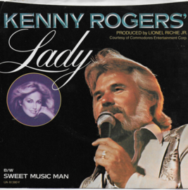 Kenny Rogers - Lady (American edition)
