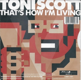 Tony Scott - That's how i'm living / The Chief