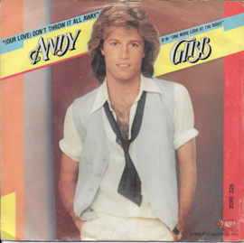 Andy Gibb - (our love) Don't throw it all away