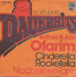 Esther & Abi Ofarim - Cinderella rockefella / Noch einen tanz