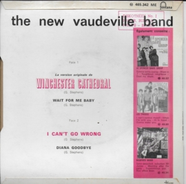New Vaudeville Band - Winchester Cathedral (Franse uitgave)