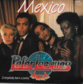 Peter Jacques Band - Mexico