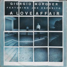 Giorgio Moroder feat. Joe Esposito - A love affair