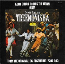 Scott Joplin's Treemonisha - Aunt Dinah blows the horn