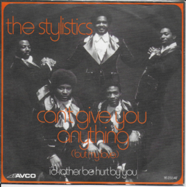 Stylistics - Can't give you anything (but my love)