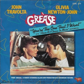 John Travolta & Olivia Newton John - You're the one that i want