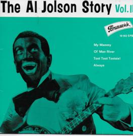 Al Jolson Story - Vol. II