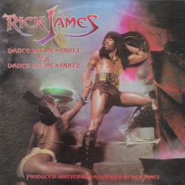 Rick James - Dance with me
