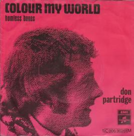 Don Partridge - Colour my world