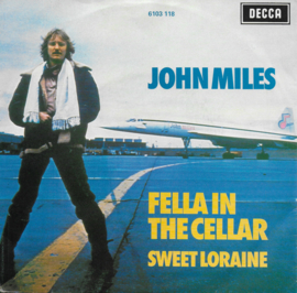 John Miles - Fella in the cellar