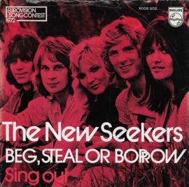 New Seekers - Beg, steal or borrow