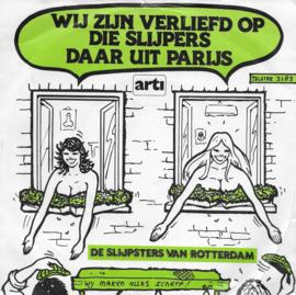 De Slijpsters van Rotterdam - Wij zijn verliefd op die slijpers daar uit Parijs