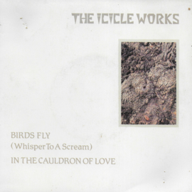 Icicle Works - Birds fly (whisper to a scream) (Engelse uitgave)