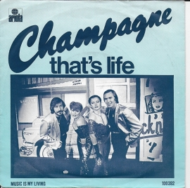 Champagne - That's life