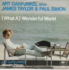 Art Garfunkel with James Taylor & Paul Simon - (what a) Wonderful world