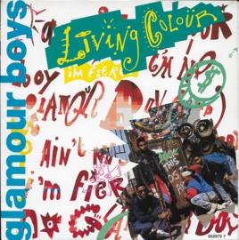 Living Colour - Glamour boys (Alternative cover)
