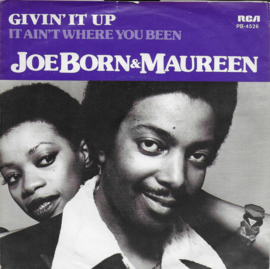 Joe Born & Maureen - Givin' it up