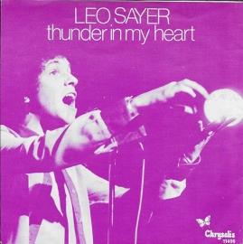 Leo Sayer - Thunder in my heart