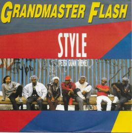 Grandmaster Flash - Style (Peter Gunn theme)