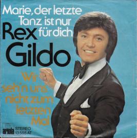 Rex Gildo - Marie, der letzte tanz ist nur fur dich