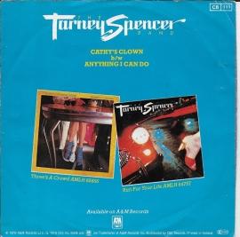 Tarney Spencer Band - Cathy's clown