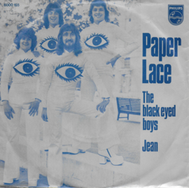 Paper Lace - The black eyed boys