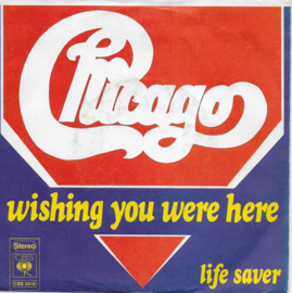 Chicago - Wishing you were here (Duitse uitgave)