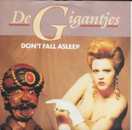 Gigantjes - Don't fall asleep