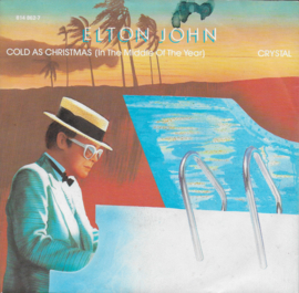 Elton John - Cold as Christmas (in the middle of the year)