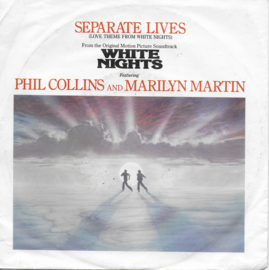 Phil Collins & Marilyn Martin - Separate lives