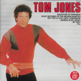 Tom Jones EP - Daughter of darkness