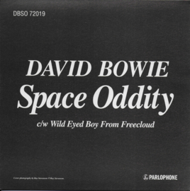 David Bowie - Space oddity (50th Anniversary limited edition)