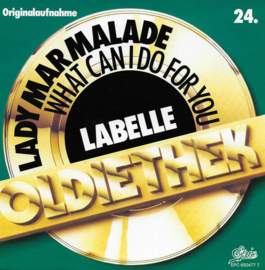 Labelle - Lady Marmalade / What can i do for you