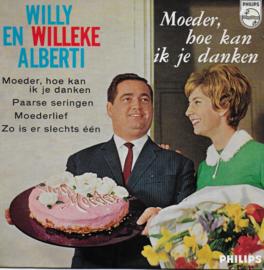 Willy en Willeke Alberti - Moeder, hoe kan ik je danken