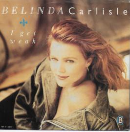Belinda Carlisle - I get weak (Canadese uitgave)