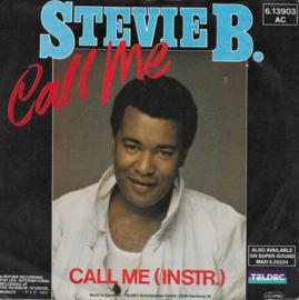Stevie B. - Call me