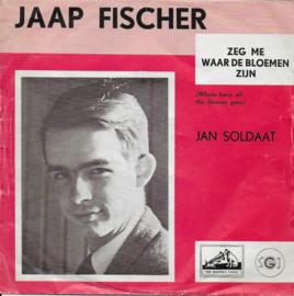 Jaap Fischer - Zeg me waar de bloemen zijn