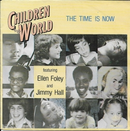 Children of the World feat. Ellen Foley and Jimmy Hall - The time is now