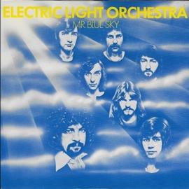 Electric Light Orchestra - Mr. Blue sky (Engelse uitgave)
