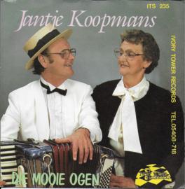 Jantje Koopmans - Die mooie ogen