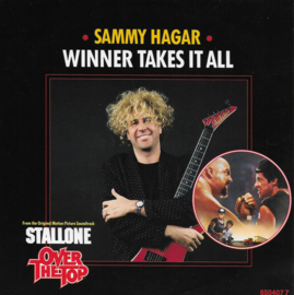 Sammy Hagar - Winner takes it all